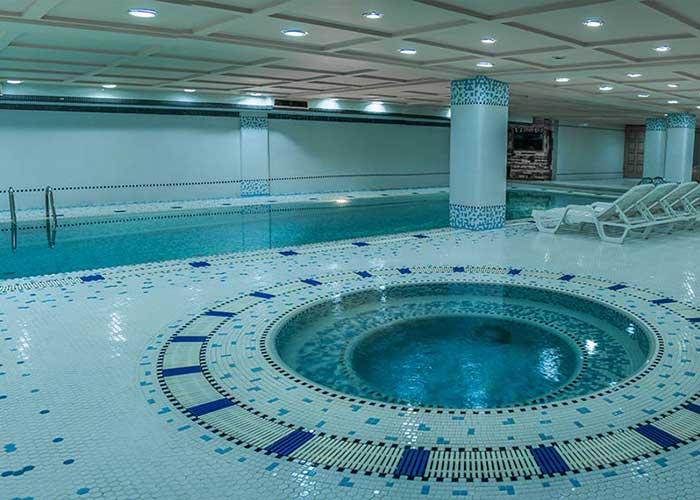استخر هتل پاریز تهران
