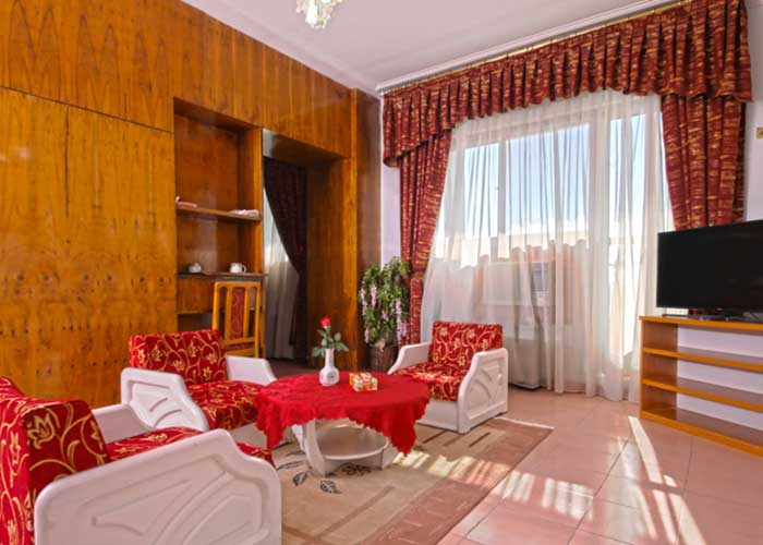 عکس سوئیت هتل پارک شیراز