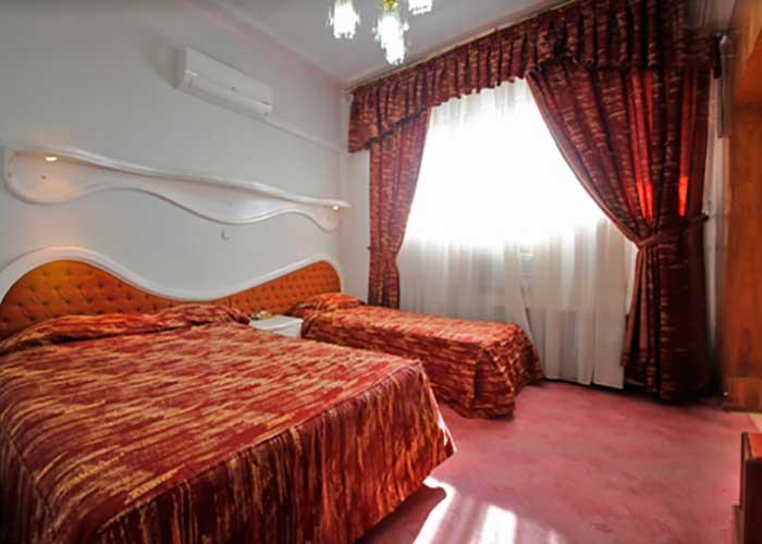 تصاویر سوئیت هتل پارک شیراز