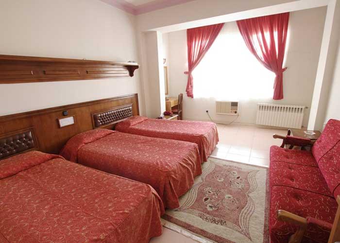 عکس اتاق هتل پارک شیراز