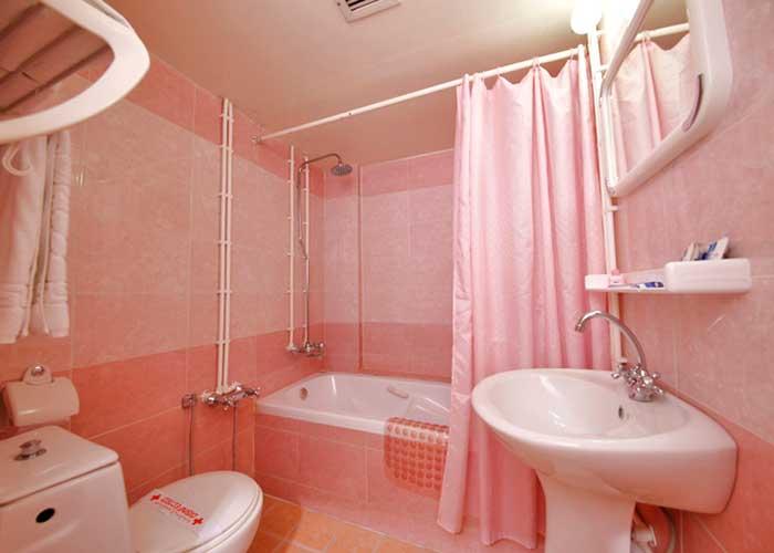 سرویس بهداشتی سوئیت هتل پارک شیراز