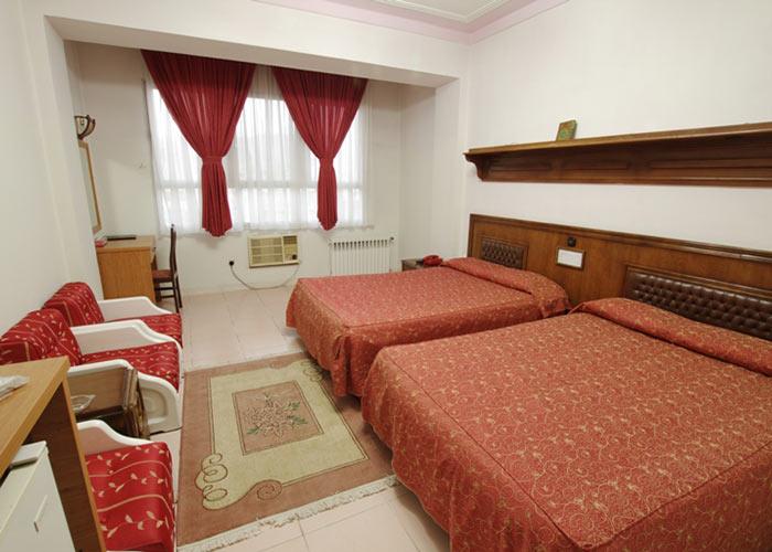 چهار تخته هتل پارک شیراز