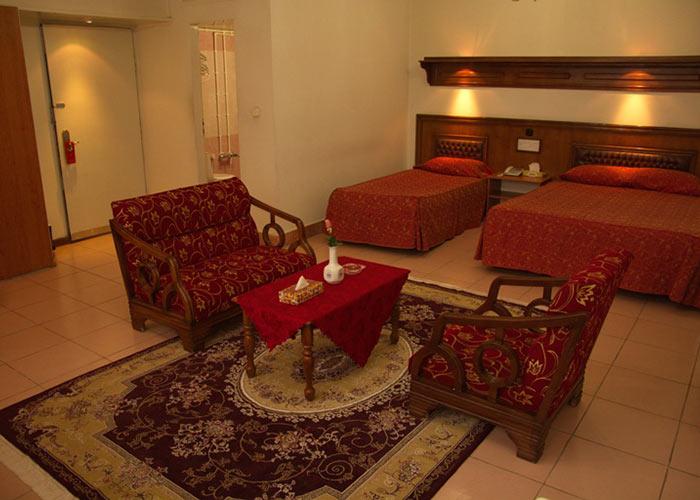 سه تخته هتل پارک شیراز