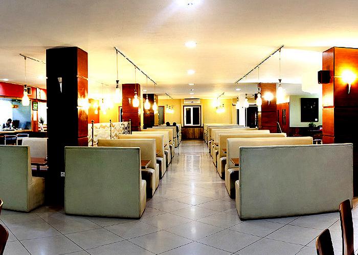 عکس رستوران هتل پارک ارومیه