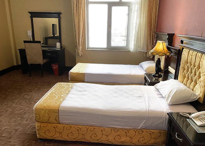 اتاق دو تخته هتل پارک ارومیه