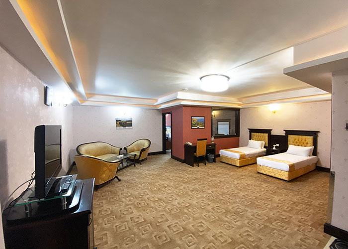 سوئیت رویال هتل پارک ارومیه
