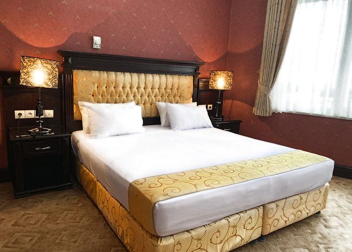 عکس اتاق های هتل پارک ارومیه