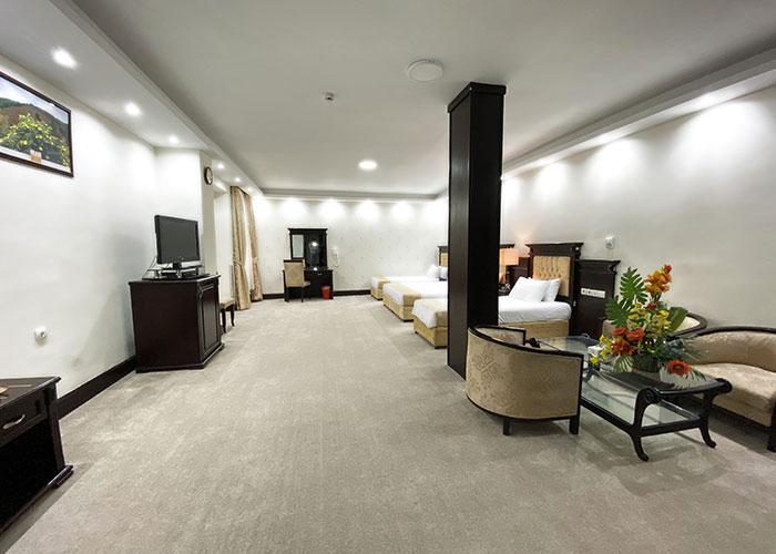 عکس سوئیت معمولی هتل پارک ارومیه