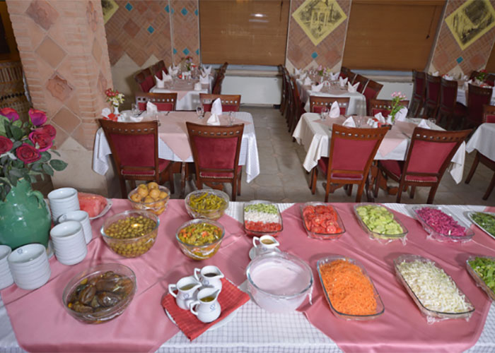 عکس رستوران هتل پارک سعدی شیراز