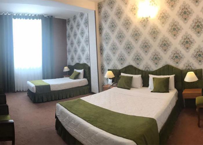 سه تخته هتل پارک سعدی شیراز