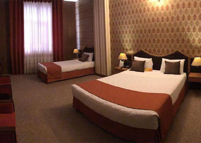 تصاویر سه تخته هتل پارک سعدی شیراز