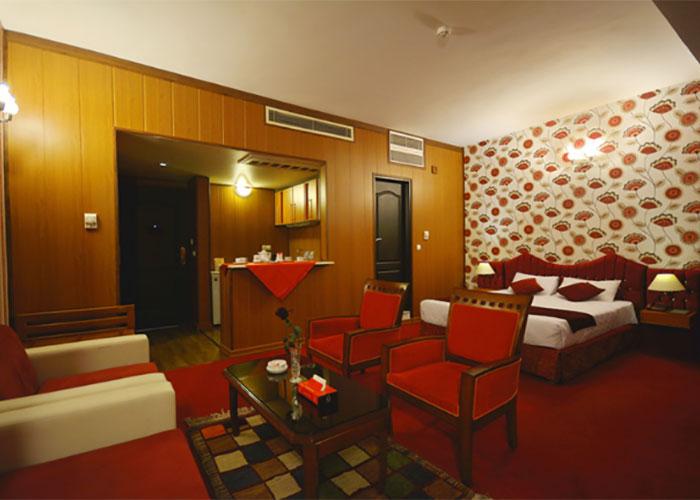 سوئیت هتل پارک سعدی شیراز