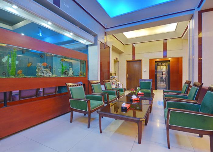 عکس لابی هتل پارک سعدی شیراز