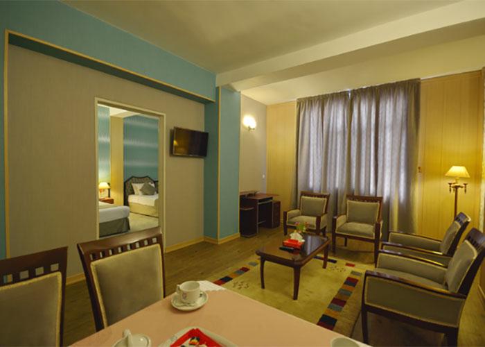 تصاویر سوئیت هتل پارک سعدی شیراز