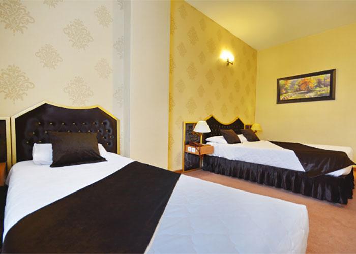 عکس اتاق سه هتل پارک سعدی