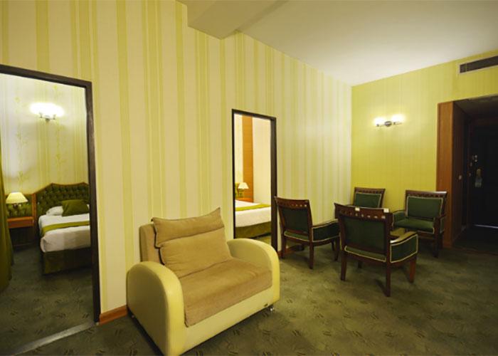 سوئیت هتل پارک سعدی