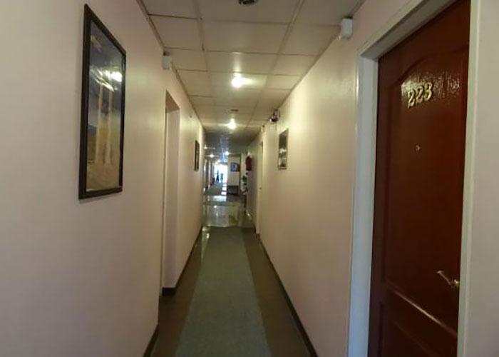 راهرو هتل پارک سعدی شیراز