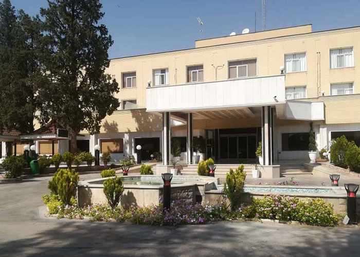 ساختمان هتل پارک سعدی شیراز