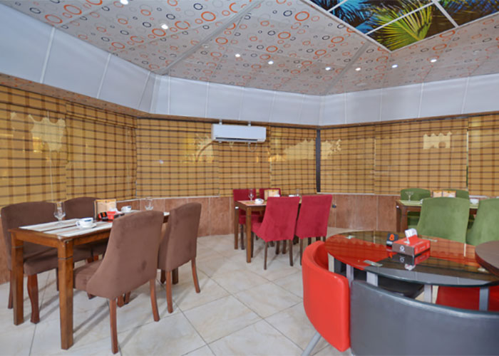 عکس کافی شاپ هتل پارک سعدی شیراز
