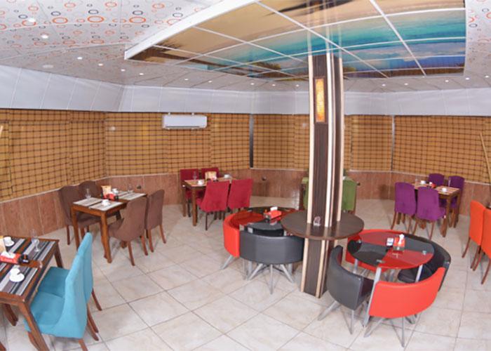 تصاویر کافی شاپ هتل پارک سعدی شیراز