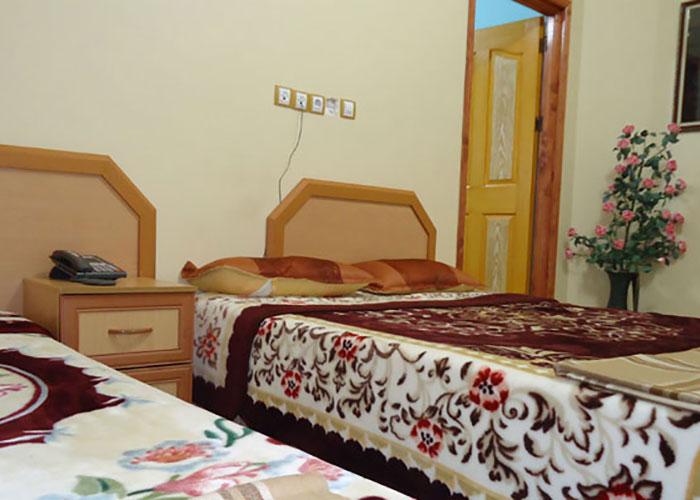 هتل پارمیس علی آباد کتول