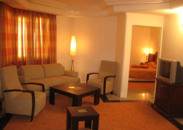 هتل پارمیدا شاهرود
