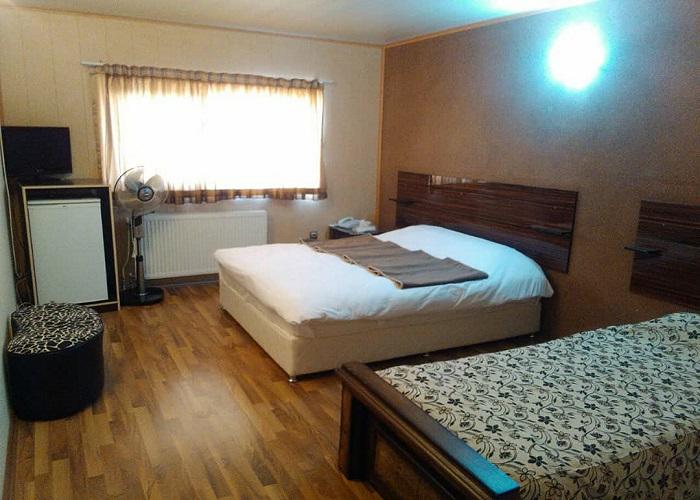 سه تخته هتل پرنیان