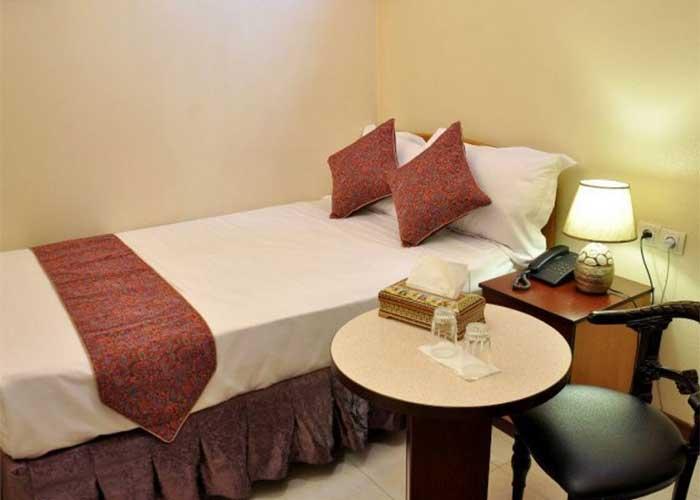اتاق دو تخته هتل پارس اصفهان