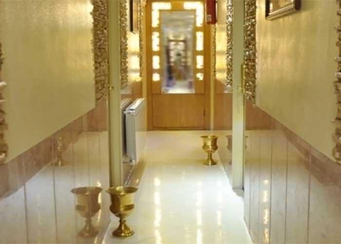 راهرو هتل پارس اصفهان