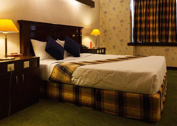 دو تخته دبل هتل پارس شیراز
