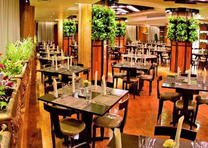 کافی شاپ هتل پارس شیراز