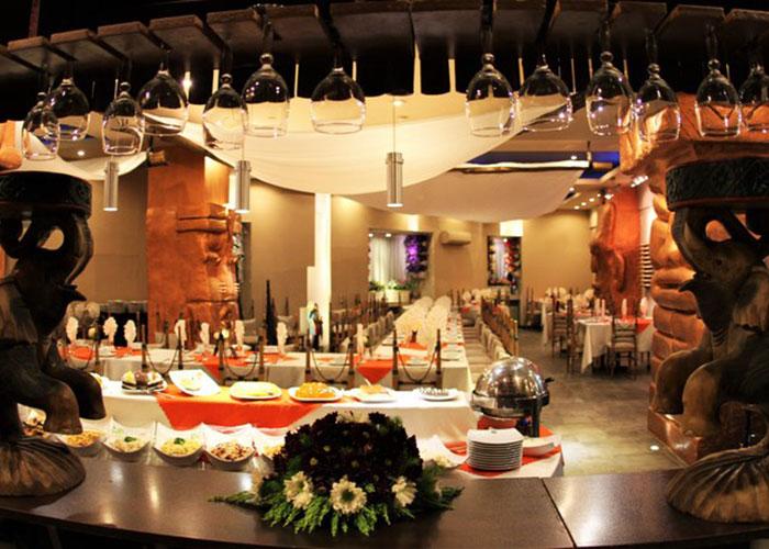 عکس رستوران ملل هتل پارس شیراز