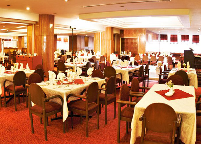 تصاویر رستوران لوتوس هتل پارس شیراز