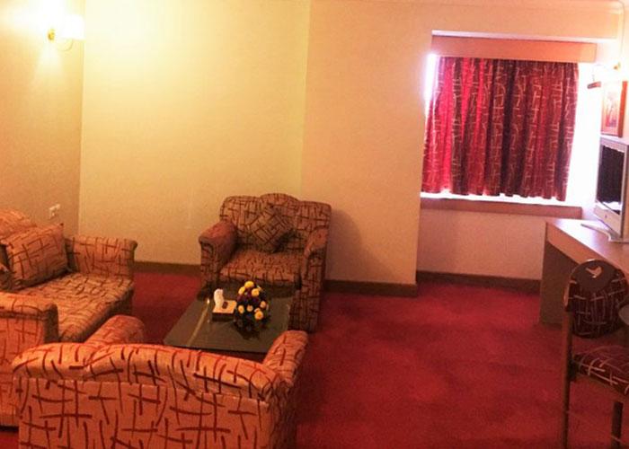 سوئیت هتل پارس شیراز