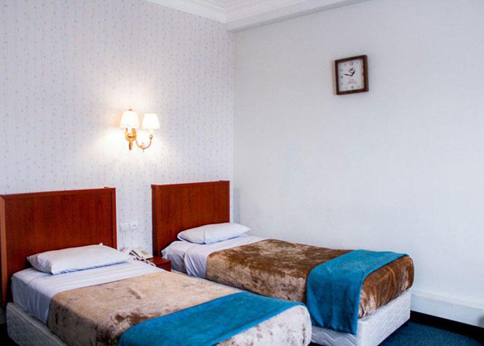 عکس اتاق هتل پارسا تهران