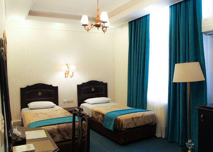 تصاویر اتاق هتل پارسا تهران