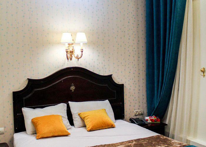 تصاویر اتاق هتل پارسا