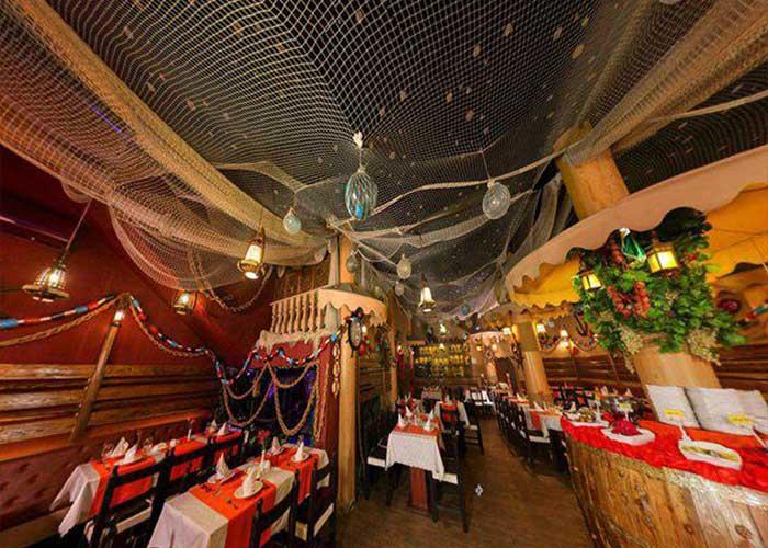 عکس رستوران هتل پارسا تهران
