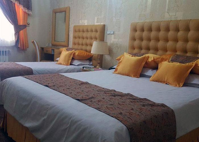 سه تخته هتل پارسه شیراز