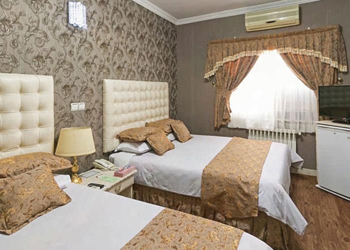 سه تخته هتل پارسه