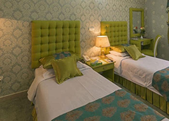 دو تخته سبز هتل پارسه شیراز