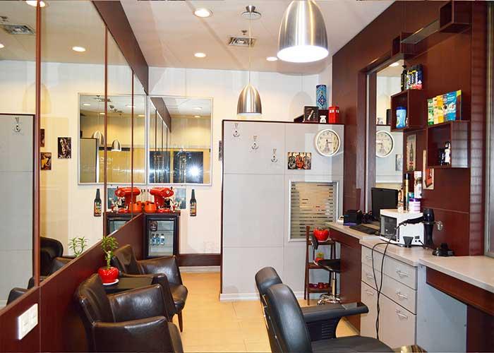 آرایشگاه هتل آزادی تهران
