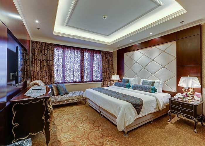 سوئیت پرزیدنتال هتل آزادی تهران