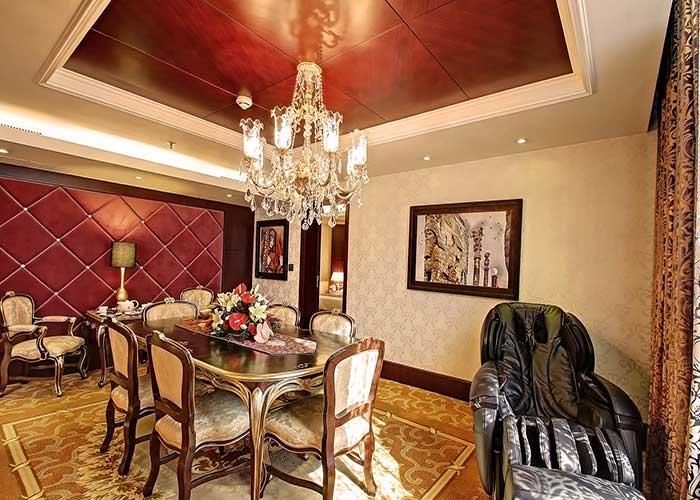 سالن سوئیت پرزیدنتال هتل آزادی تهران