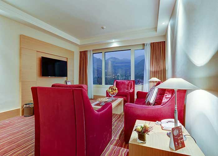 سوئیت جونیور هتل آزادی تهران