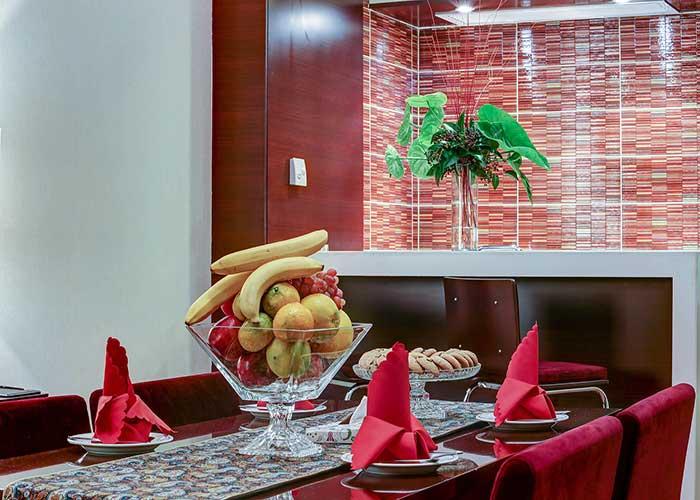 سوئیت دوبلکس هتل آزادی تهران
