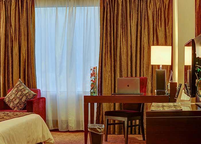 امکانات سوئیت دوبلکس هتل آزادی تهران