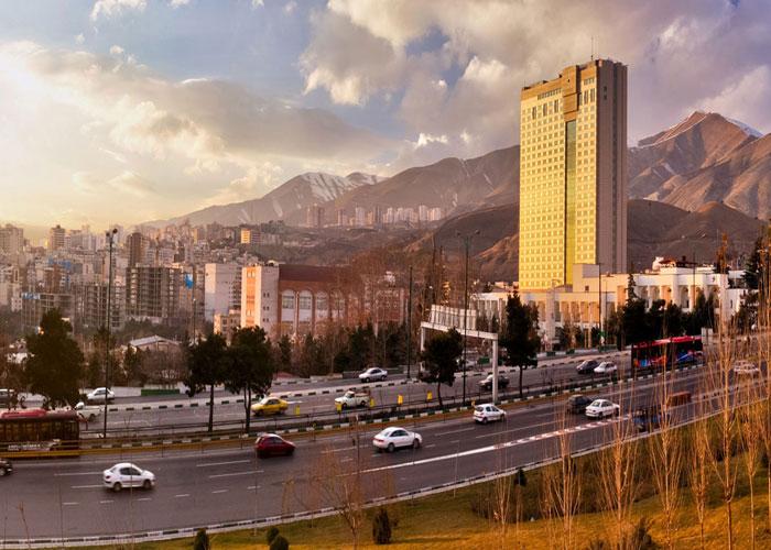 ساختمان هتل آزادی تهران