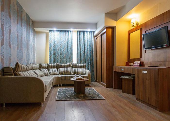 عکس رویال سوئیت هتل پارسیان شیراز