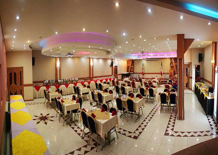 سالن پردیس هتل پارسیان شیراز